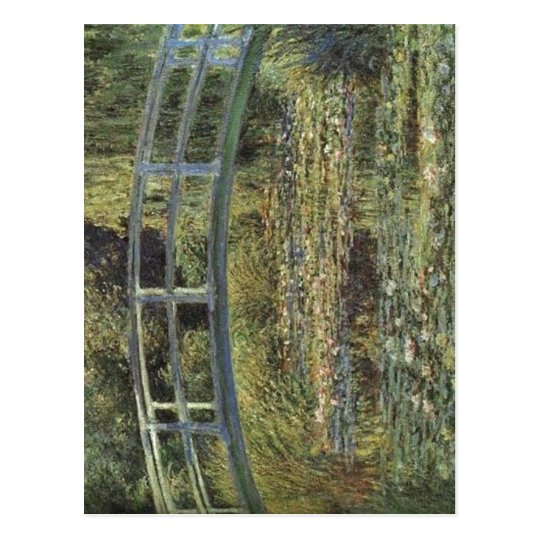 No higher resolution available. Claude_Monet-Water Postcard