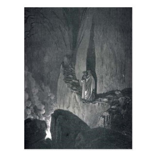 No higher resolution available Gustave_Dore_Infer Post Card