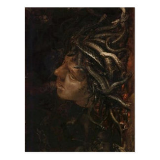 No higher resolution available. Medusa_uffizi.jpg  Postcard