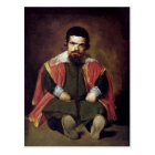 No higher resolution available. Velazquez-Jester-1 Postcard
