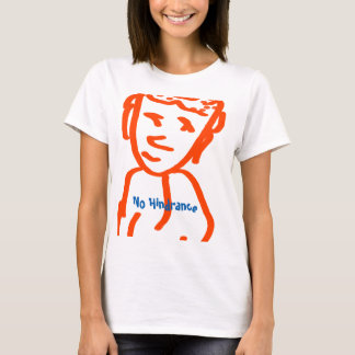 No Hindrance Women's Basic T-Shirt
