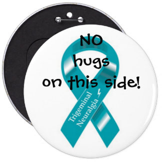 No hugs on this side button.