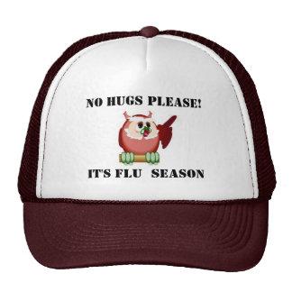 No Hugs Please! Mesh Hats