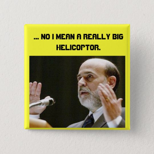 ... No I mean a REALLY BIG Helicoptor. 15 Cm Square Badge