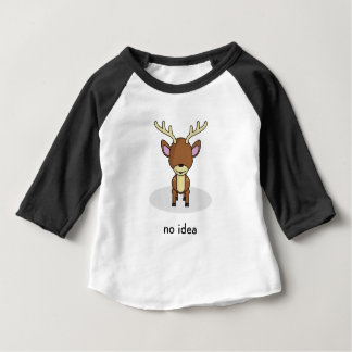 No Idea Baby T-Shirt