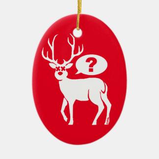 No idea! christmas ornament