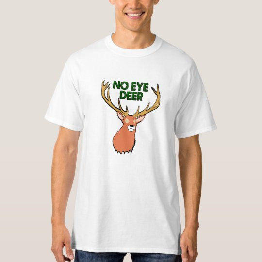 No Idea, no eye deer T-Shirt
