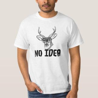 No Idea Tee Shirt
