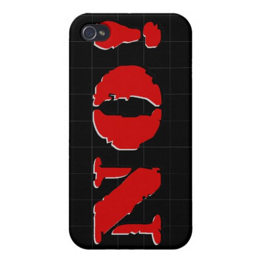 NO! iPhone 4/4S COVERS