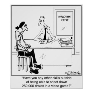 No Job Skills? Print