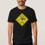 No kangaroos in Austria! T Shirts