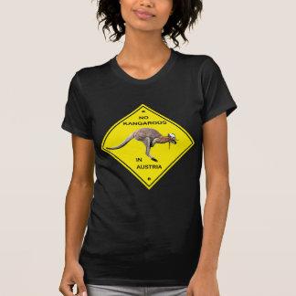 No kangaroos in Austria! T-shirts
