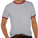 No Kill! Pet Rescue Red Text Tee Shirts
