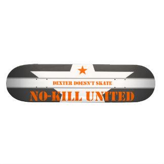 NO-KILL UNITED : DDSSKT3065-OWG 21.3 CM MINI SKATEBOARD DECK