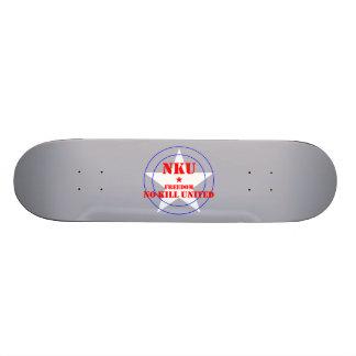 NO-KILL UNITED : FSKT3065-RWB SKATEBOARD DECKS