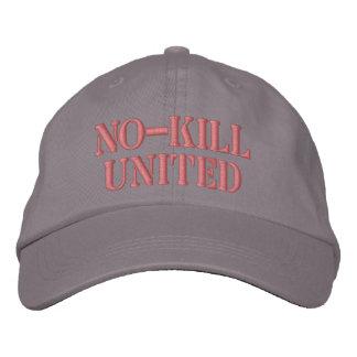 NO-KILL UNITED : HAT-SBC EMBROIDERED HATS
