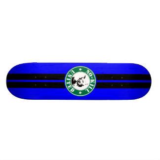 NO-KILL UNITED : LOGOSKT3065-2BB 20 CM SKATEBOARD DECK