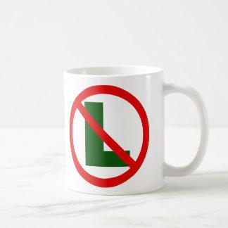 No L Mug #1