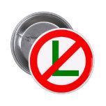 """""""No L"""" (Noel) Pin"""