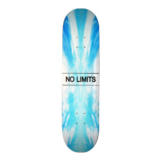 No limits skate board