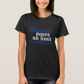 No Limits - Team Sharky Awareness T-Shirt