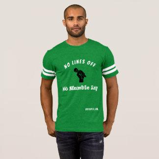 No Lines Off T-Shirt