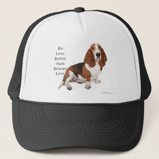 No Love Better than Rescue Love Cap
