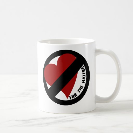 No Love for Player Haters Basic White Mug