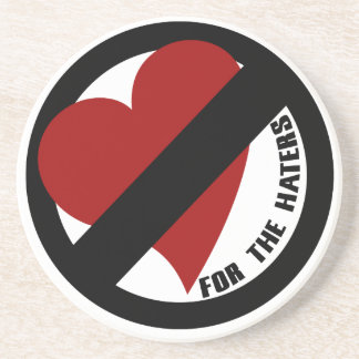 No Love for Player Haters Coasters