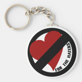 No Love for Player Haters Key Chains