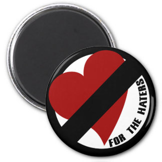 No Love for Player Haters Magnets