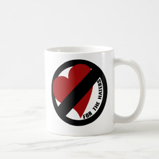 No Love for Player Haters Mug