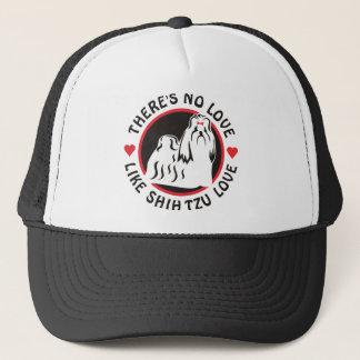 No Love Like Shih Tzu Love Trucker Hat