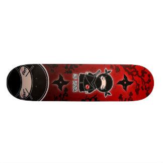 No Love! Skateboard
