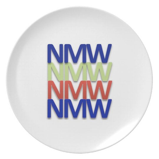 No Matter What — Never Give Up Plate