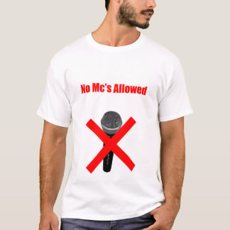 No-mc's T-Shirt