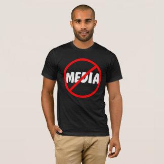 No Media T-Shirt