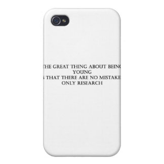 no mistakes iPhone 4/4S cases