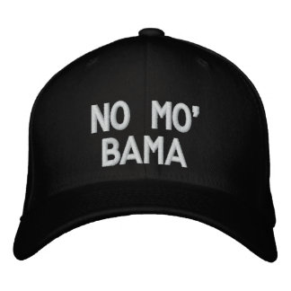NO MO' BAMA EMBROIDERED HATS