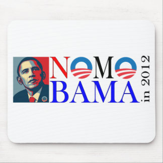 No Mo Bama in 2012 Mouse Pad