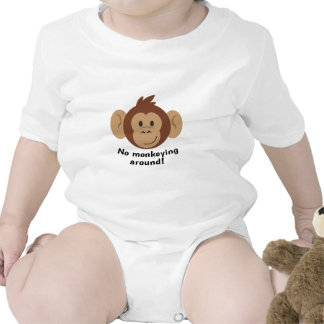 No Monkeying Around Bodysuits