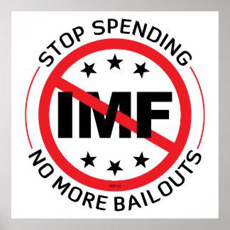 No More Bailouts Print