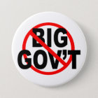 No More Big Government buttons