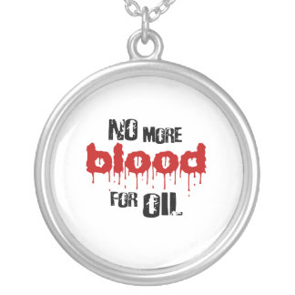 No more blood for oil jewelry