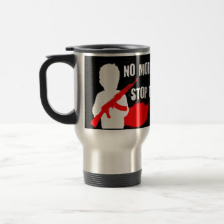 No More Child Soldiers Travel Commuter Mug