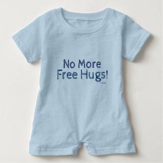 No More Free Hugs! - Boy's Baby Romper Baby Bodysuit
