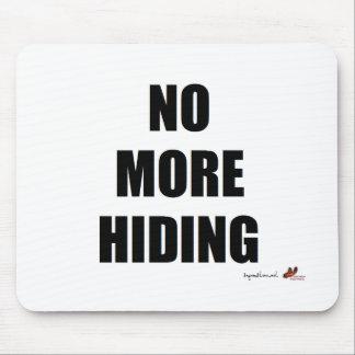 No more hiding mouse pad