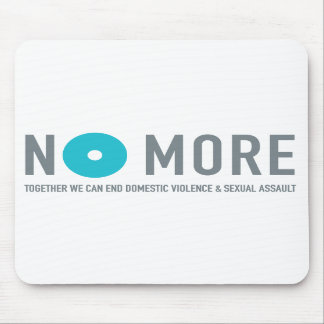 NO MORE Mousepad