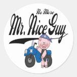 No More Mr. Nice Guy Biker