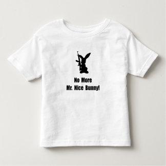 No More Nice Bunny Tshirt